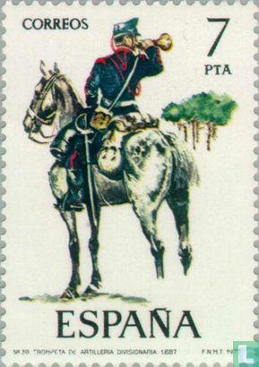 Spanje [ESP] - Militaire uniformen