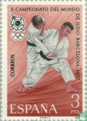 Espagne [ESP] - Championnats du monde de judo