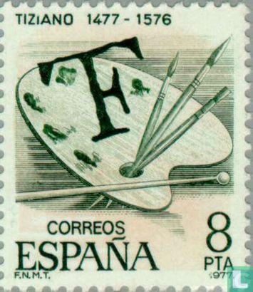 Spanje [ESP] - Bekende kunstenaars