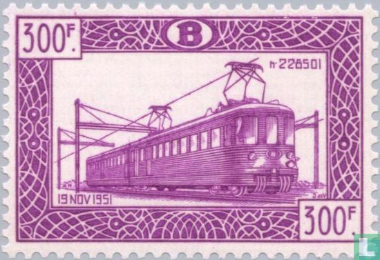 Belgien [BEL] - Lokomotiven