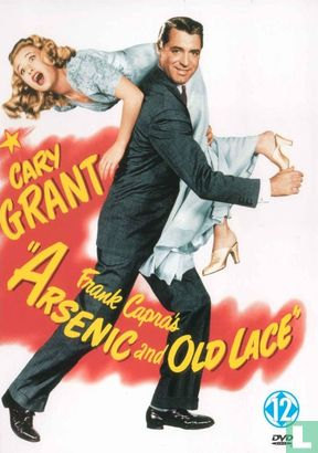 DVD - Arsenic and Old Lace