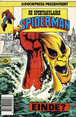 De spektakulaire Spiderman 57 - Image 1