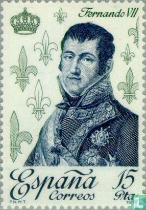 Spain [ESP] - Ferdinand VII