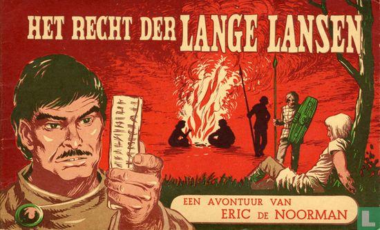 Eric de Noorman - Het recht der lange lansen