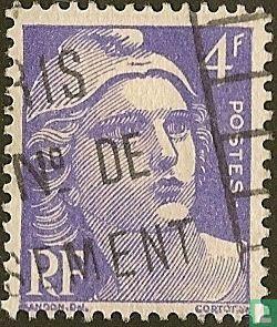 Frankrijk [FRA] - Marianne type Gandon