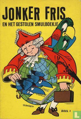 Jonker Fris en het gestolen smulboekje - Afbeelding 1