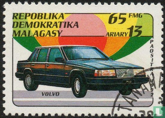 Madagaskar - Auto