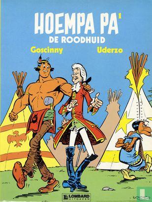 Hoempa-Pa - Hoempa Pa de roodhuid
