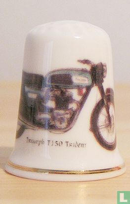 Triumph T150 Trident Motor vingerhoedje