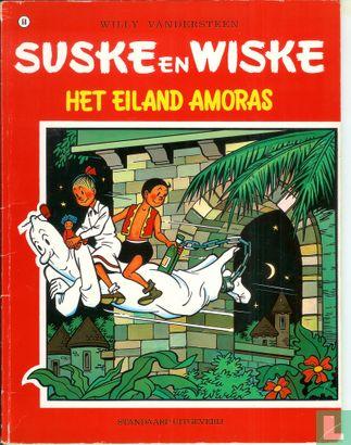 Suske und Wiske (Frida und Freddie, Ulla und Peter) - Het eiland Amoras