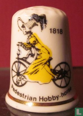 fiets 1818 Pedestrian Hobby-horse