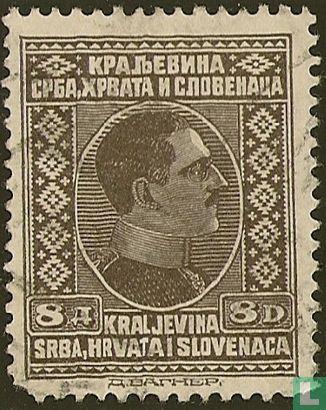 Joegoslavië - Koning Alexander I