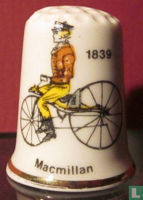 fiets 1839 Macmillan