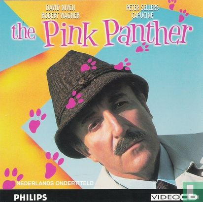 VCD video CD - The Pink Panther