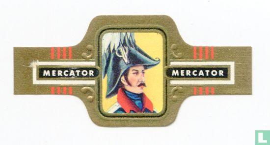 Mercator - Pruisen Infanterie wacht