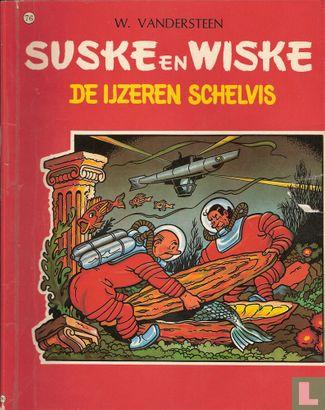 Willy and Wanda (Spike and Suzy, Bob & Bobette, Luke a...) - De IJzeren Schelvis