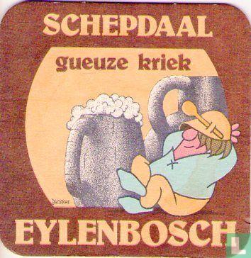 België - Schepdaal Gueuze Kriek