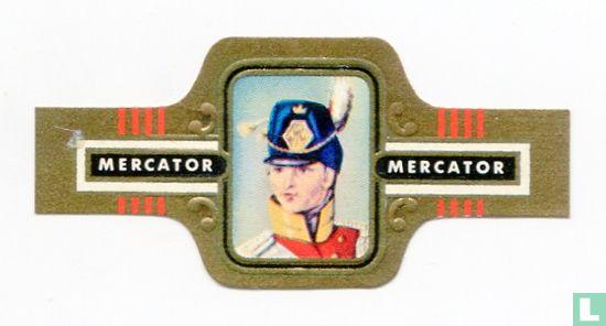 Mercator - Engeland Linie infanterie