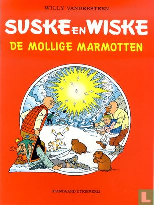Suske und Wiske (Frida und Freddie, Ulla und Peter) - De mollige marmotten
