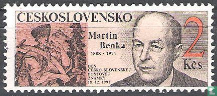 Czechoslovakia - Stamp Day