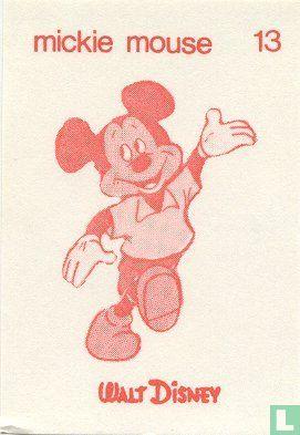 Disney 13: Mickie Mouse