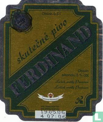 Ferdinand, Benesov - Ferdinand Skutecne Pivo