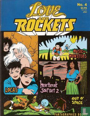 Errata Stigmata - Love and Rockets 4