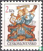 Czechoslovakia - Christmas