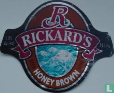 Molson Brew Toronto - Rickards Honey Brown