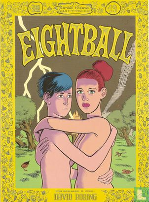 David Boring - Eightball 19