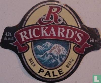 Molson Brew Toronto - Rickards Pale