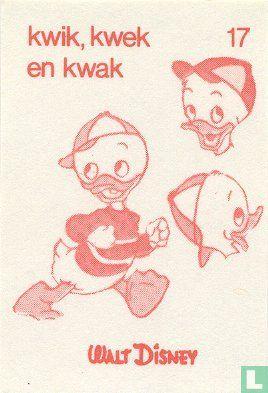 Disney 17: Kwik, Kwek en Kwak