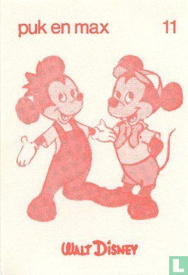 Disney 11: Puk en Max