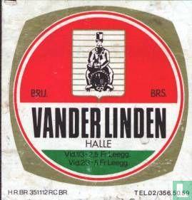 Vander linden, Halle - Vander Linden
