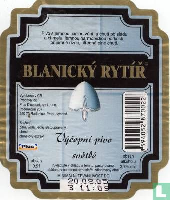 Ferdinand, Benesov - Blanicky Rytir