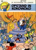 Jommeke - Opstand in Kokowoko