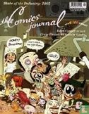 Comics Journal, The (tijdschrift) [Engels] - The Comics Journal 245