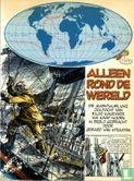 Alleen rond de wereld [Van Straaten] - Alleen rond de wereld