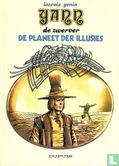 Yann de zwerver - De planeet der illusies