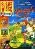 Suske en Wiske weekblad (tijdschrift) - 1998 nummer  37