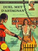 Dappere musketier, Een - Duel met d'Artagnan