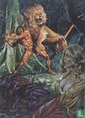 "Joe Jusko's Edgar Rice Burroughs Collection 1 - ""Back, Numa!"""