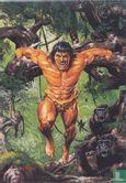 "Joe Jusko's Edgar Rice Burroughs Collection 1 - ""The Ape-man"""