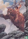 "Joe Jusko's Edgar Rice Burroughs Collection 1 - ""Cave Bear"""