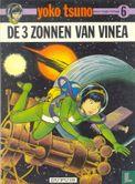 Yoko, Vic & Paul - De 3 zonnen van Vinea