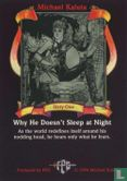 Michael Kaluta (Series 1) - Why He Doesn't Sleep at Night