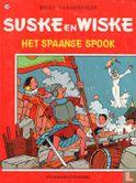 Willy and Wanda (Spike and Suzy, Bob & Bobette, Luke a...) - Het Spaanse spook