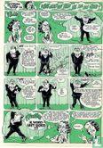 Bulletje en Boonestaak, De wereldreis van - Stripschrift 51/52