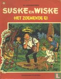 Willy and Wanda (Spike and Suzy, Bob & Bobette, Luke a...) - Het zoemende ei