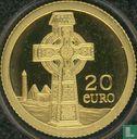 "Ireland 20 euro 2011 (PROOF) ""Celtic Cross"" - Image 2"